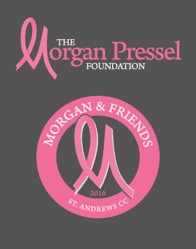 The Morgan Pressel Foundation Logo